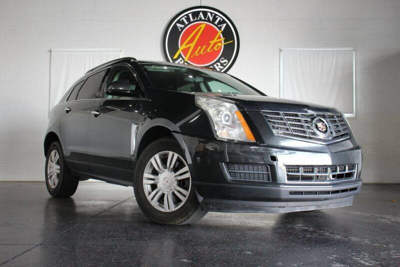 2015 Cadillac SRX for sale at Atlanta Auto Brokers in Cartersville GA