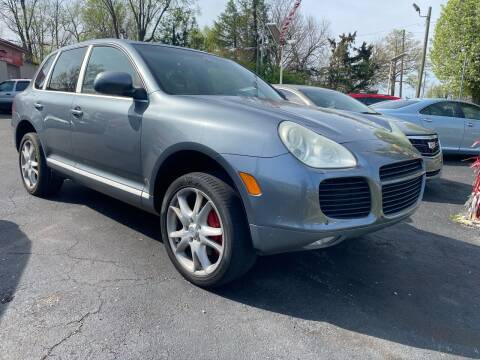 2005 Porsche Cayenne for sale at Right Place Auto Sales in Indianapolis IN