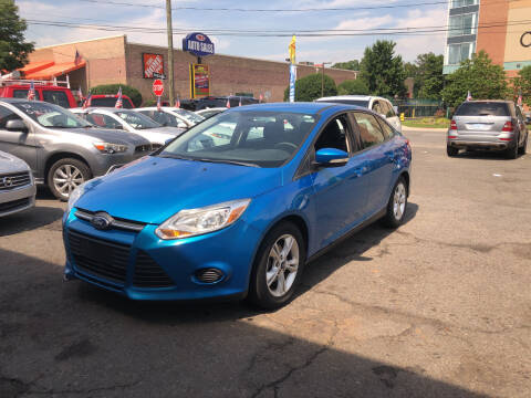 2013 Ford Focus for sale at 103 Auto Sales in Bloomfield NJ