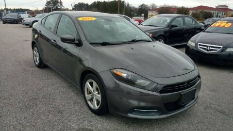 2015 Dodge Dart for sale at Kelly & Kelly Supermarket of Cars in Fayetteville NC