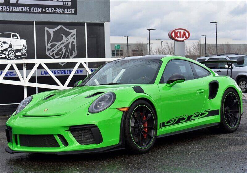 2019 Porsche 911 for sale at Landers Motors in Gresham OR