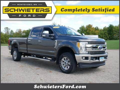 2017 Ford F-350 Super Duty for sale at Schwieters Ford of Montevideo in Montevideo MN