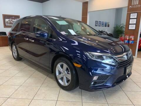 2020 Honda Odyssey for sale at Adams Auto Group Inc. in Charlotte NC
