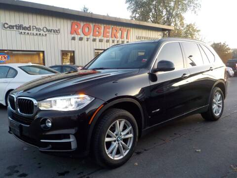 2015 BMW X5 for sale at Roberti Automotive in Kingston NY