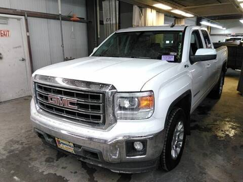 2014 GMC Sierra 1500 for sale at Great Lakes Classic Cars & Detail Shop in Hilton NY