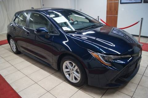 2019 Toyota Corolla Hatchback for sale at Adams Auto Group Inc. in Charlotte NC