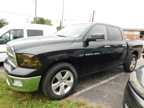 2011 RAM Ram Pickup 1500 for sale at WOOD MOTOR COMPANY in Madison TN