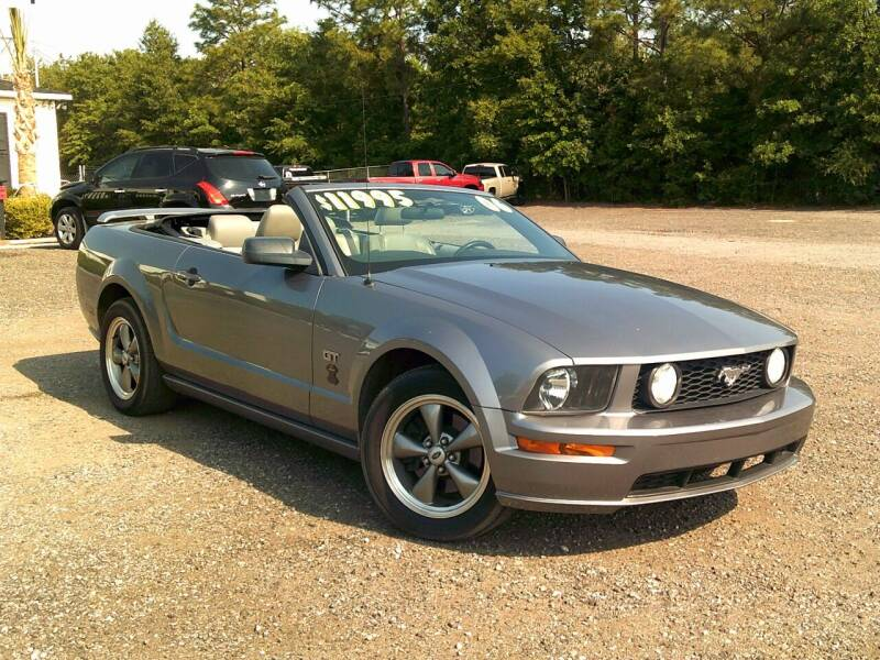 2006 Ford Mustang for sale at Let's Go Auto Of Columbia in West Columbia SC