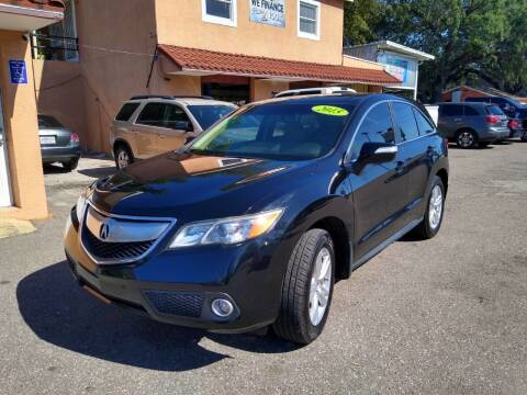 2015 Acura RDX for sale at Gold Motors Auto Group Inc in Tampa FL
