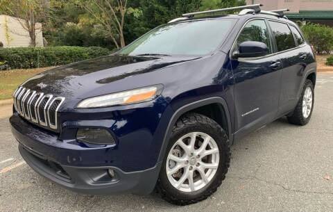 2016 Jeep Cherokee for sale at Triangle Motors Inc in Raleigh NC