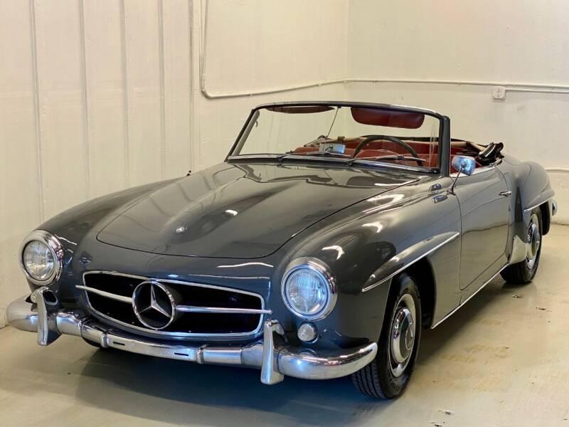 1960 Mercedes-Benz 190-Class for sale in Orange, CA
