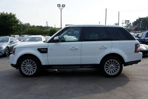 2013 Land Rover Range Rover Sport for sale at CU Carfinders in Norcross GA