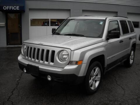 2011 Jeep Patriot for sale at Best Wheels Imports in Johnston RI