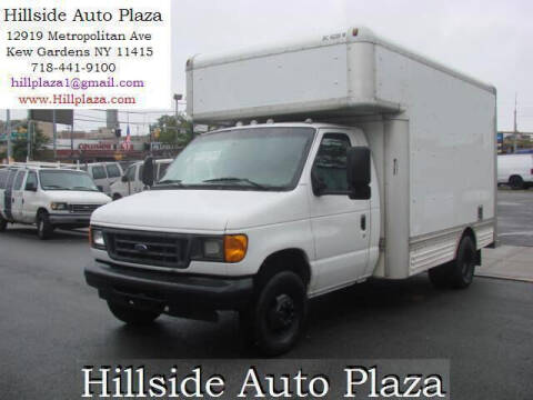 2006 Ford E-Series Chassis for sale at Hillside Auto Plaza in Kew Gardens NY