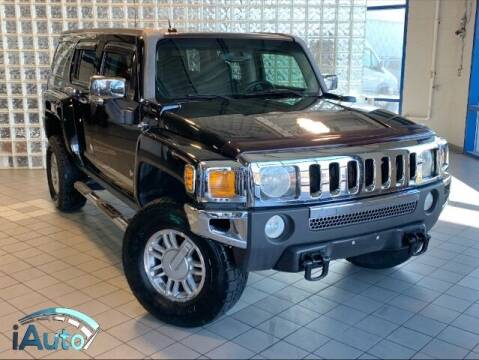 2007 HUMMER H3 for sale at iAuto in Cincinnati OH
