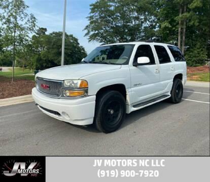 2005 GMC Yukon for sale at JV Motors NC LLC in Raleigh NC
