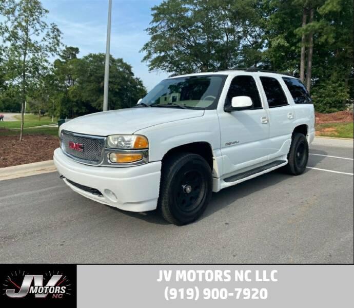 2005 GMC Yukon for sale at JV Motors NC LLC in Raleigh NC
