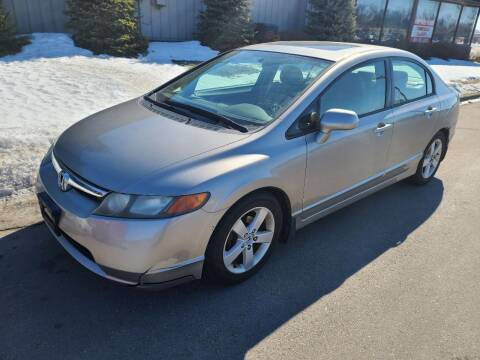 2006 Honda Civic for sale at Steve's Auto Sales in Madison WI
