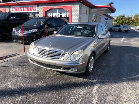 2003 Mercedes-Benz E-Class for sale at CARSTRADA in Hollywood FL