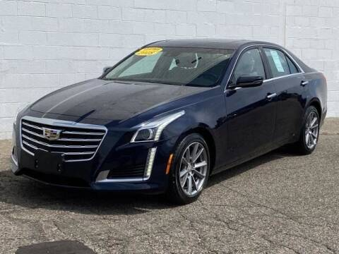 2018 Cadillac CTS for sale at TEAM ONE CHEVROLET BUICK GMC in Charlotte MI