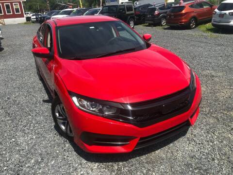 2016 Honda Civic for sale at A&M Auto Sales in Edgewood MD