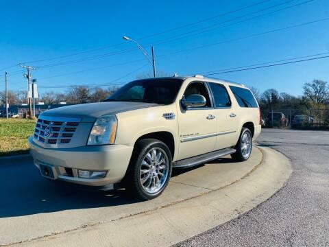 2007 Cadillac Escalade ESV for sale at Xtreme Auto Mart LLC in Kansas City MO