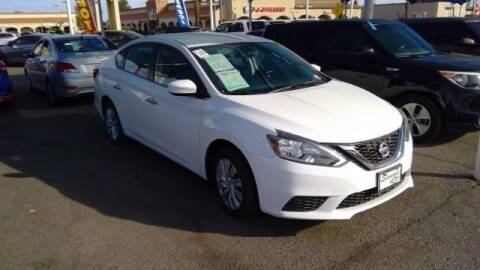 2018 Nissan Sentra for sale at USA Auto Inc in Mesa AZ
