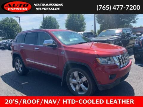 2011 Jeep Grand Cherokee for sale at Auto Express in Lafayette IN