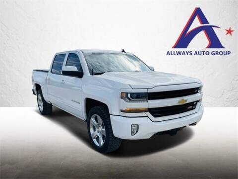 2017 Chevrolet Silverado 1500 for sale at ATASCOSA CHRYSLER DODGE JEEP RAM in Pleasanton TX