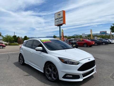 2016 Ford Focus for sale at TDI AUTO SALES in Boise ID