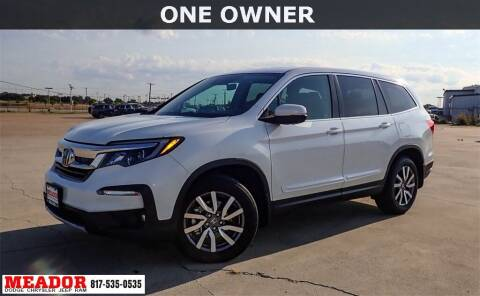 2020 Honda Pilot for sale at Meador Dodge Chrysler Jeep RAM in Fort Worth TX
