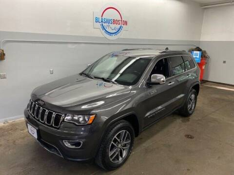 2018 Jeep Grand Cherokee for sale at WCG Enterprises in Holliston MA