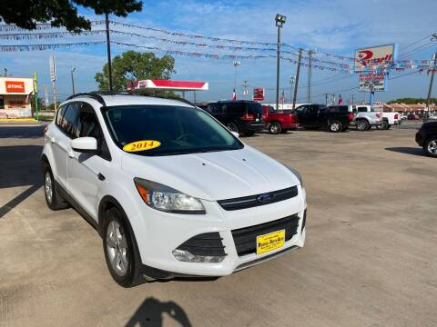 2014 Ford Escape for sale at Russell Smith Auto in Fort Worth TX