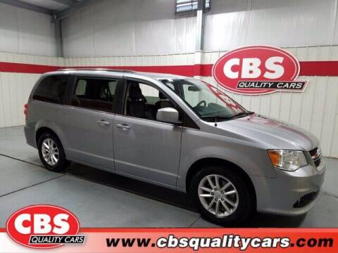 2018 Dodge Grand Caravan for sale at CBS Quality Cars in Durham NC