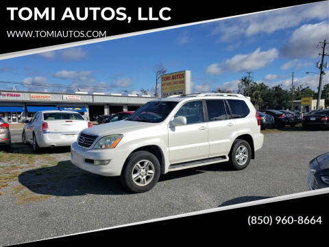 2007 Lexus GX 470 for sale at TOMI AUTOS, LLC in Panama City FL