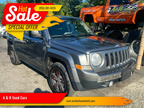 2012 Jeep Patriot for sale at A & R Used Cars in Clayton NJ