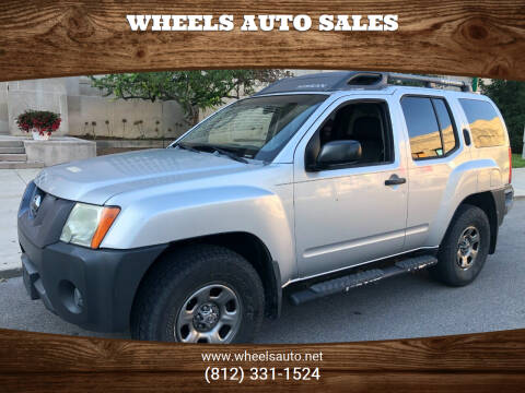 2007 Nissan Xterra for sale at Wheels Auto Sales in Bloomington IN