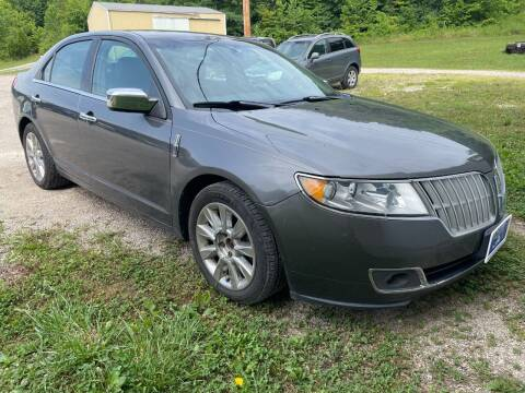 2011 Lincoln MKZ for sale at Court House Cars, LLC in Chillicothe OH