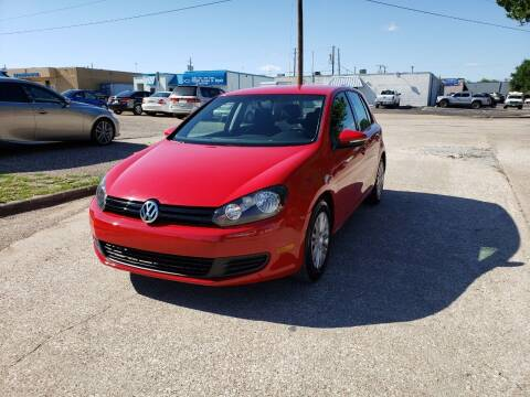 2014 Volkswagen Golf for sale at Image Auto Sales in Dallas TX