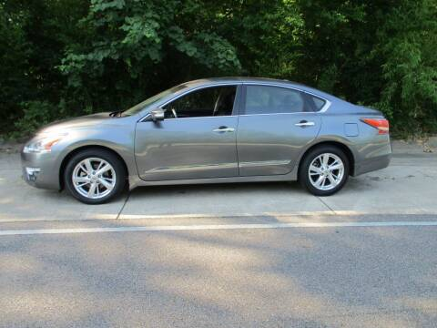 2014 Nissan Altima for sale at A & P Automotive in Montgomery AL