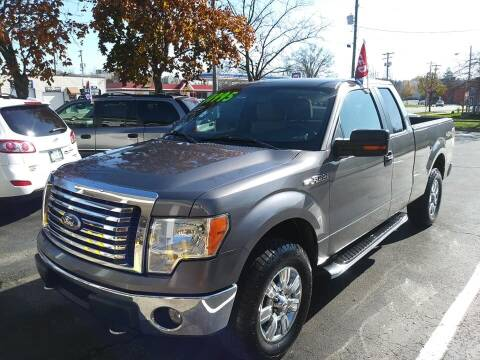 2010 Ford F-150 for sale at Oak Hill Auto Sales of Wooster, LLC in Wooster OH
