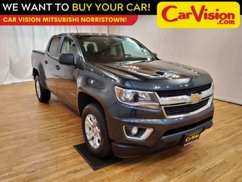 2017 Chevrolet Colorado for sale at Car Vision Mitsubishi Norristown in Trooper PA