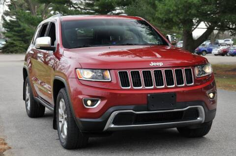 2014 Jeep Grand Cherokee for sale at Auto House Superstore in Terre Haute IN