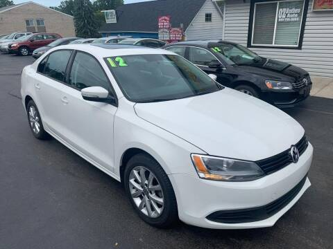 2012 Volkswagen Jetta for sale at OZ BROTHERS AUTO in Webster NY