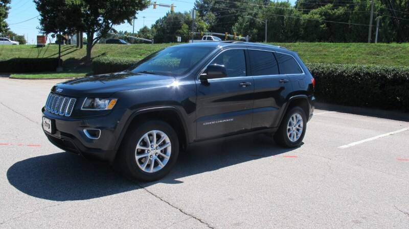 2014 Jeep Grand Cherokee for sale at Best Import Auto Sales Inc. in Raleigh NC