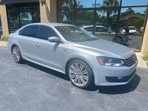 2015 Volkswagen Passat for sale at Premier Motorcars Inc in Tallahassee FL