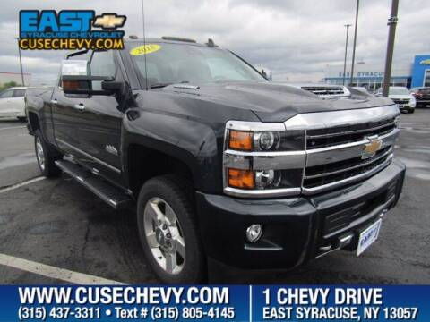 2018 Chevrolet Silverado 2500HD for sale at East Syracuse Performance Sales & Service in Syracuse NY