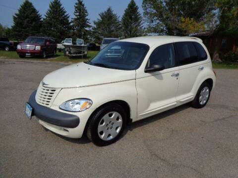 2005 Chrysler PT Cruiser for sale at COUNTRYSIDE AUTO INC in Austin MN