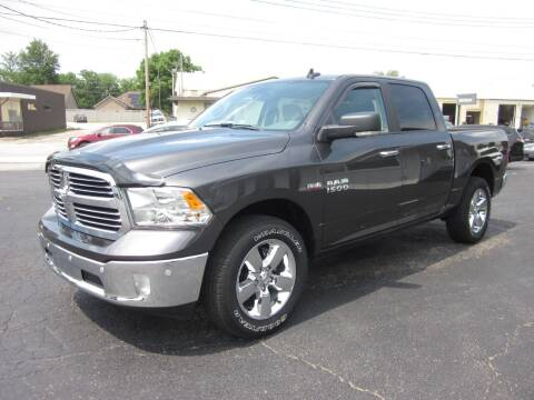 2018 RAM Ram Pickup 1500 for sale at JANSEN'S AUTO SALES MIDWEST TOPPERS & ACCESSORIES in Effingham IL