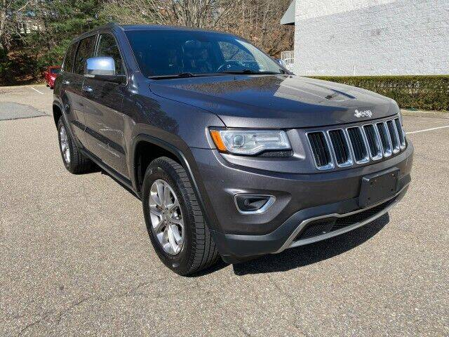 2015 Jeep Grand Cherokee for sale at Select Auto in Smithtown NY